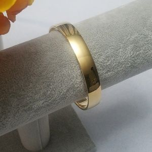 "Kate Spade ""As Good As Gold"" Bangle Bracelet"